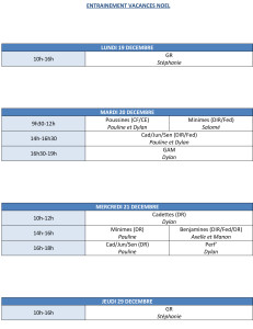 planning-entrainements-vacances-noel-2016